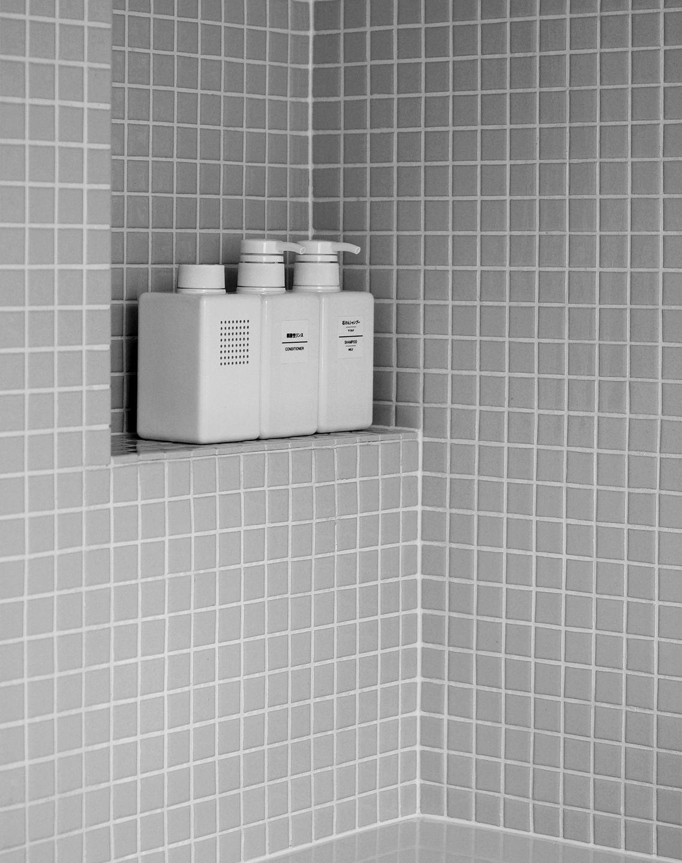The Muji Bath Radio U0027borrowedu0027 The Form Of The Muji Refillable Shampoo  Bottle Which Was Introduced In