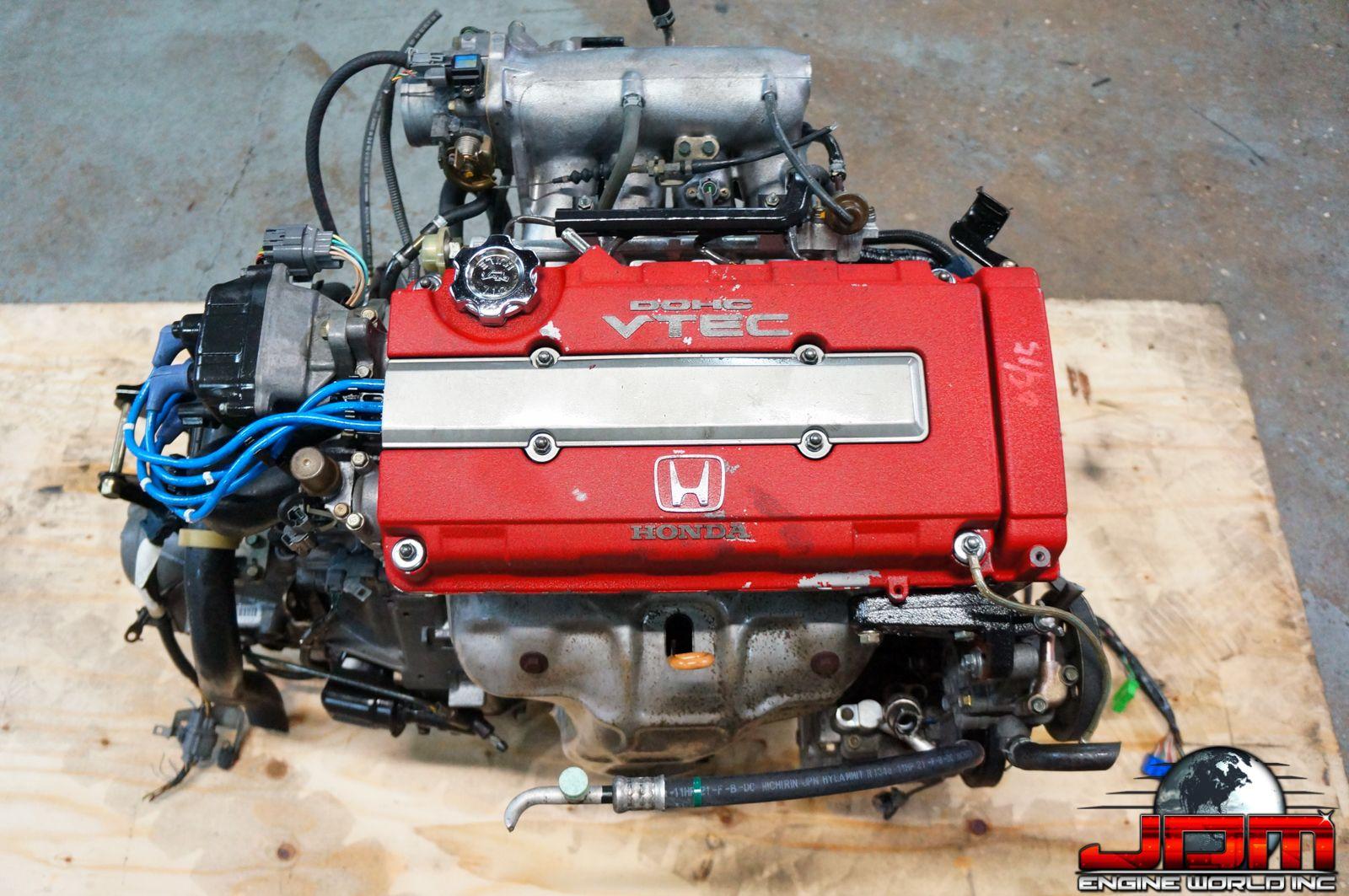 Jdm B16b Type R 99 00 Spec Engine Only Jdm Honda B16b Typer 1 6l Ctr 2 450 00 Jdm Honda Honda Civic Coupe Honda Civic Engine