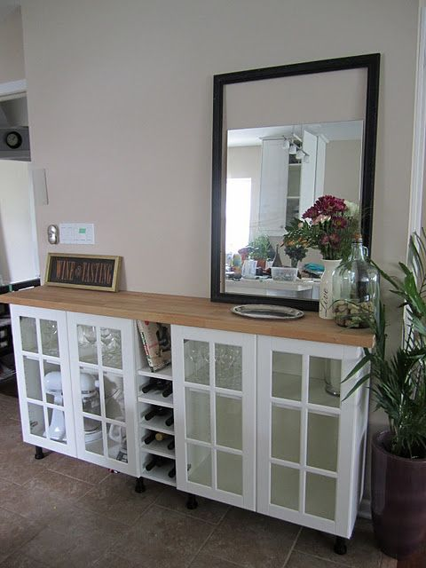 Ikea Buffet For The Dinning Room