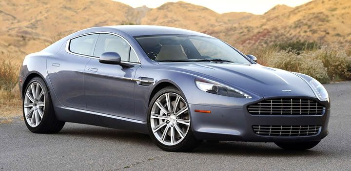 Aston Martin Rapide The Aston Martin Rapide Is A Fourdoor High - Aston martin four door