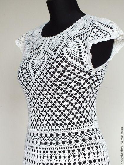 """Вяжем сами платье """"Натали"""" (описание и схемы PDF 15 схем и ..."""