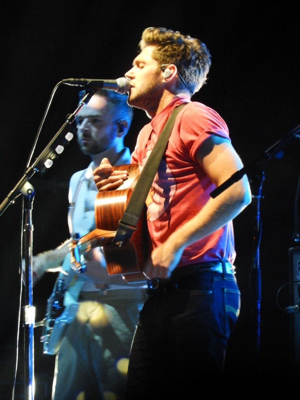 July 30 Flicker World Tour Salt Lake City Niall Horan Niall