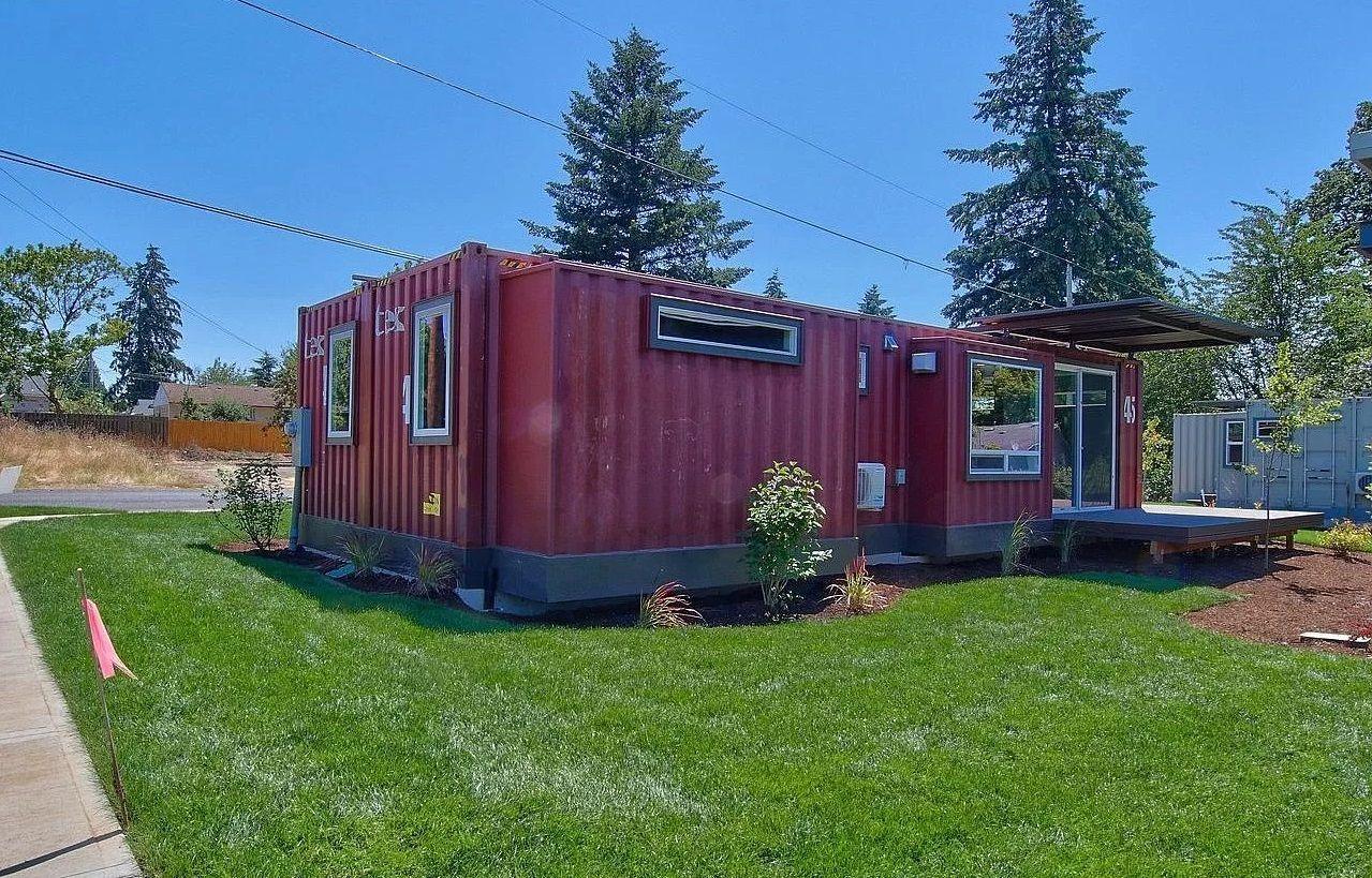 Container House Panosundaki Pin