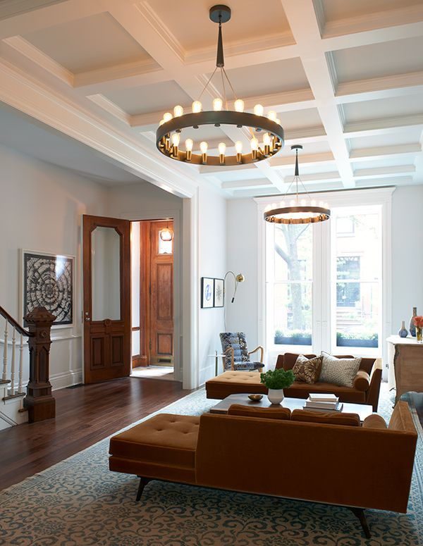 Brooklyn Townhouse Project Townhouse Interior Brownstone
