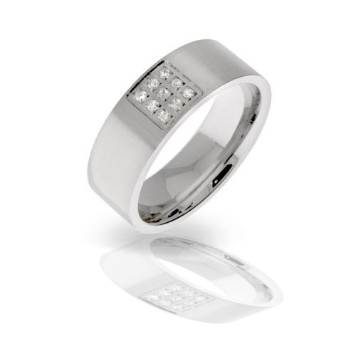 Silver Engagement Rings For Men Ringscladdagh