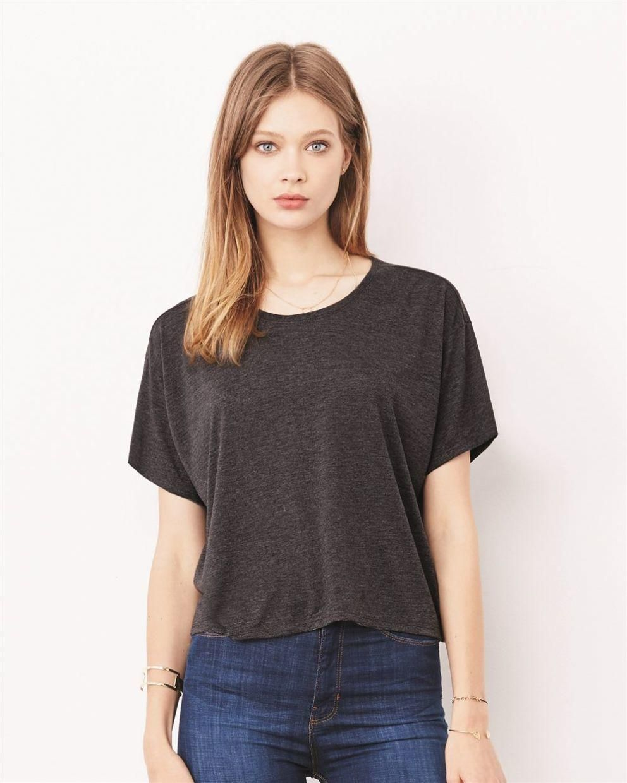 a0b2da3c Bella + Canvas - Women's Flowy Boxy Tee - 8881 | Timeless T-Shirts ...
