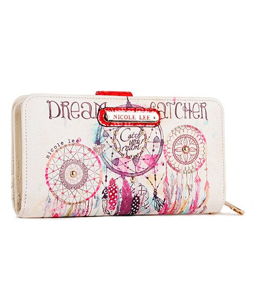 7e183da31 Look at this Nicole Lee Dream Catcher Dorothy Wallet on #zulily today!