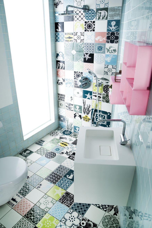 ARTTILES bathroom   bathrooms the ARTTILES way   Pinterest   Mosaics ...