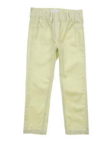 IL GUFO Girl's' Casual pants Light green 3 years