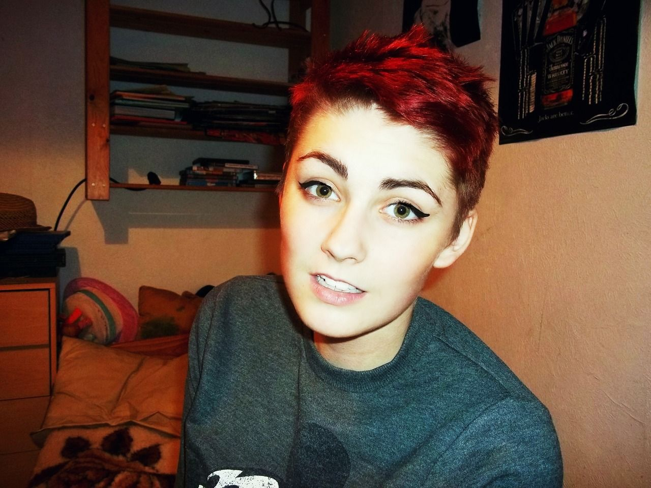 49 best girl buzzcuts images on pinterest | buzz cuts, hairstyles