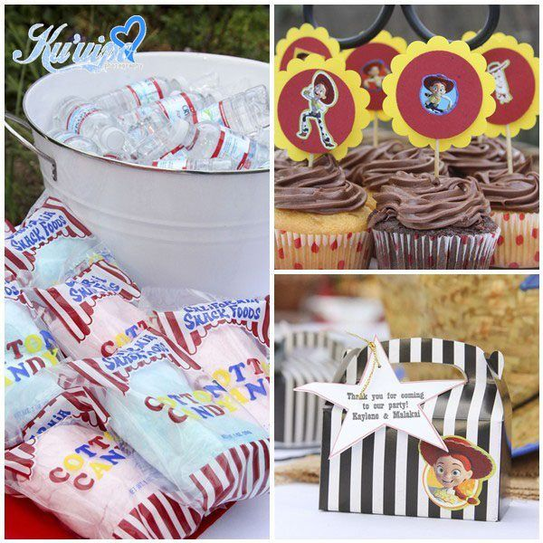 Jesse Woody Birthday Party ideas Toy Story Country kids party
