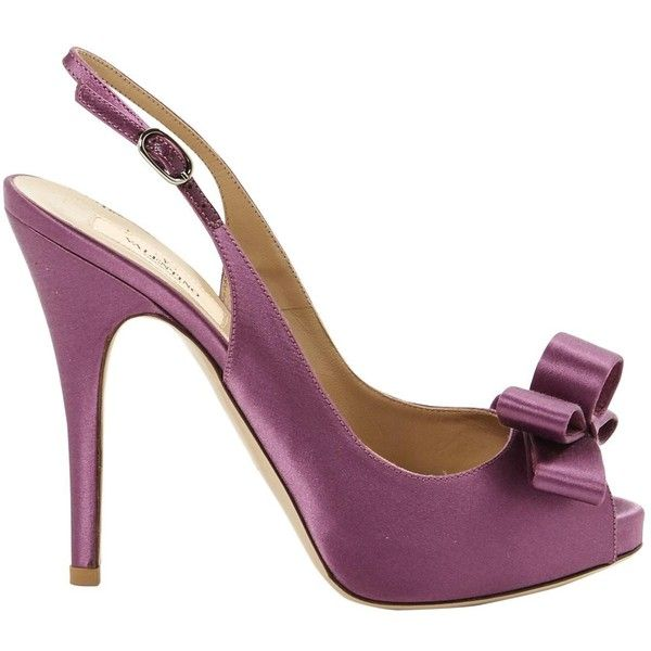 Pre-owned - Cloth heels Valentino 6mgPxnCX4