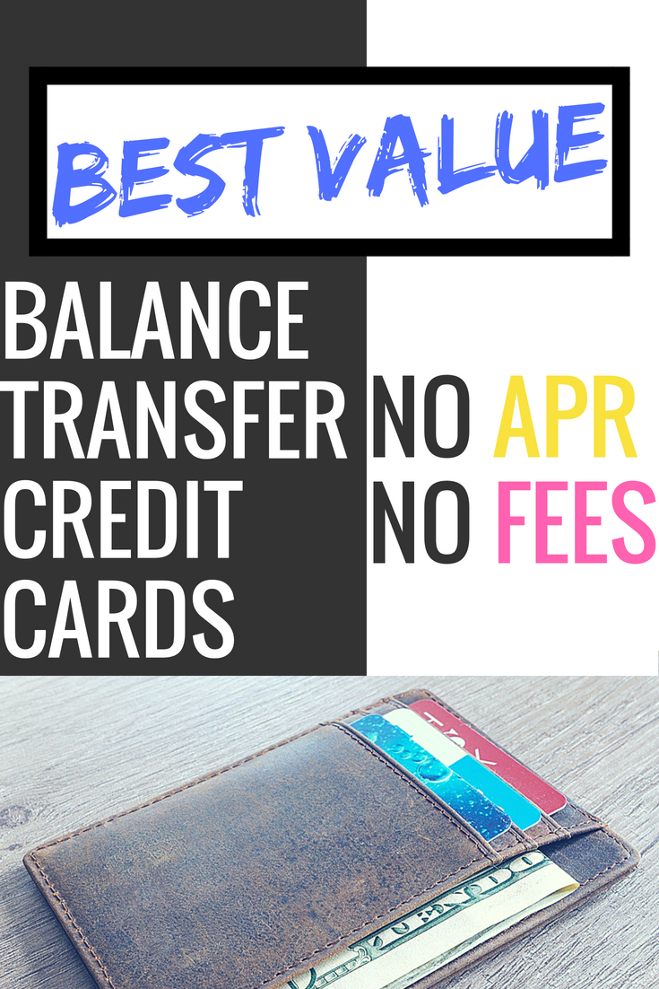 Top Value Balance Transfer Credit Cards: $110 Fees & 110% APR Credit