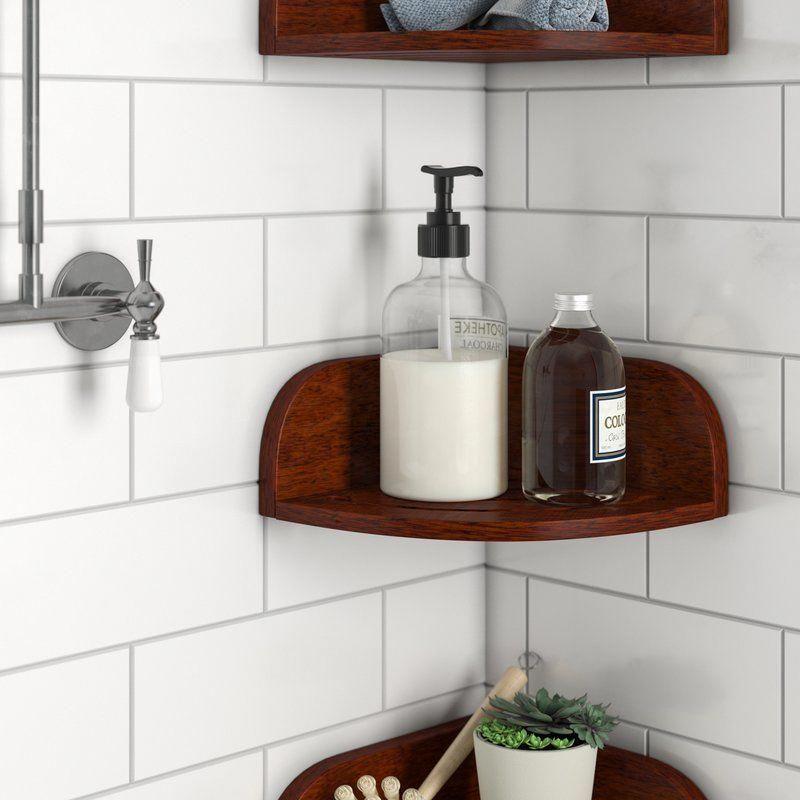 Teak Shower Shelf Bathroomshelf Shower Shelves Teak Shower Shelf Teak Shower