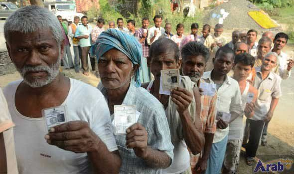 Voting underway for third phase of local elections in India's Uttar Pradesh