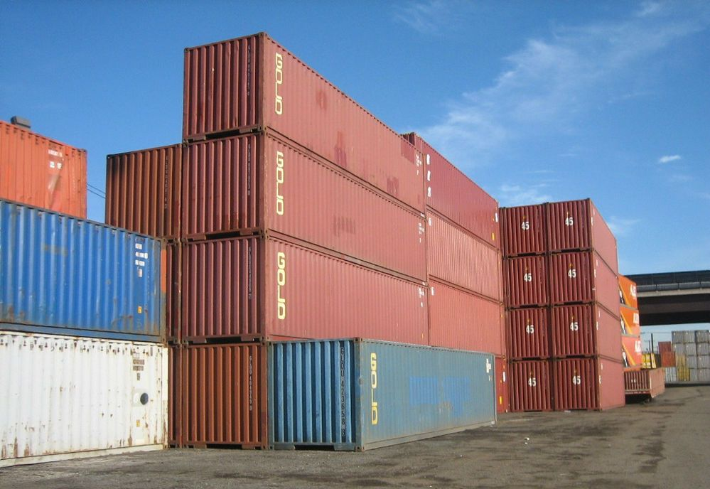 Shipping Storage Container Conex Box / Los Angeles In Business U0026  Industrial, MRO U0026 Industrial Supply, Material Handling