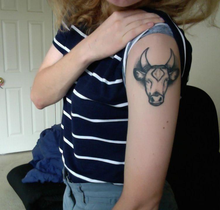 Pin By Tattoo Ideas On Taurus Tattoos Tattoos Tattoo