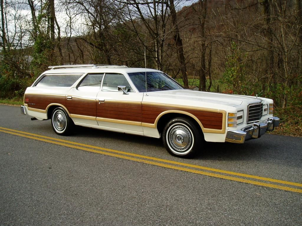 1978 Ford LTD Country Squire. ☆。☆。JpM ENTERTAINMENT ...