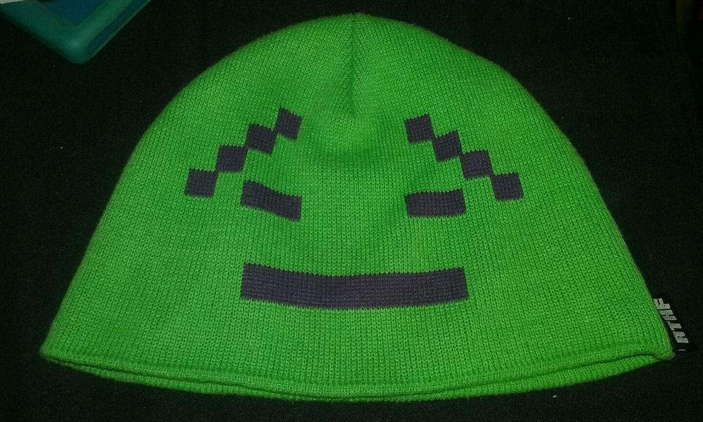 37ee8ce9e9cfc Aqua Teen Hunger Force Ignignokt Beanie Adult Swim Athf Hat Scully from   43.02