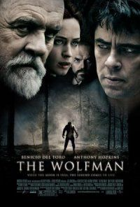 """Never look back. The past is a wilderness of horrors."" ~ Anthony Hopkins -The Wolfman (2010)"