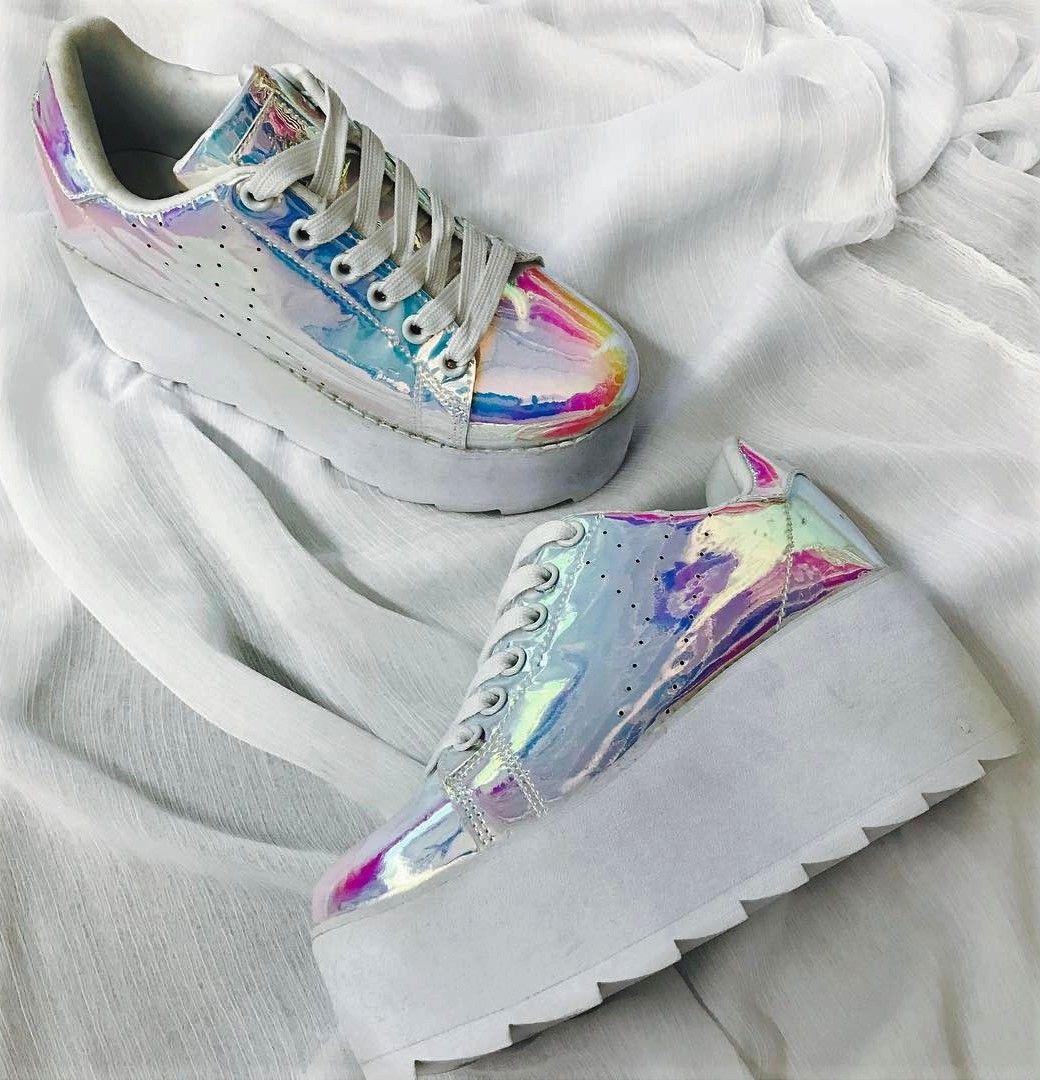 d4ec0e131807 Y.R.U. - Lala Atlantis Platform Sneakers