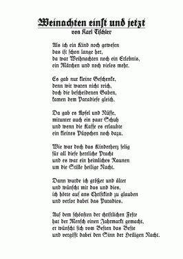 Kurze weihnachtsgedichte lustige gedichte