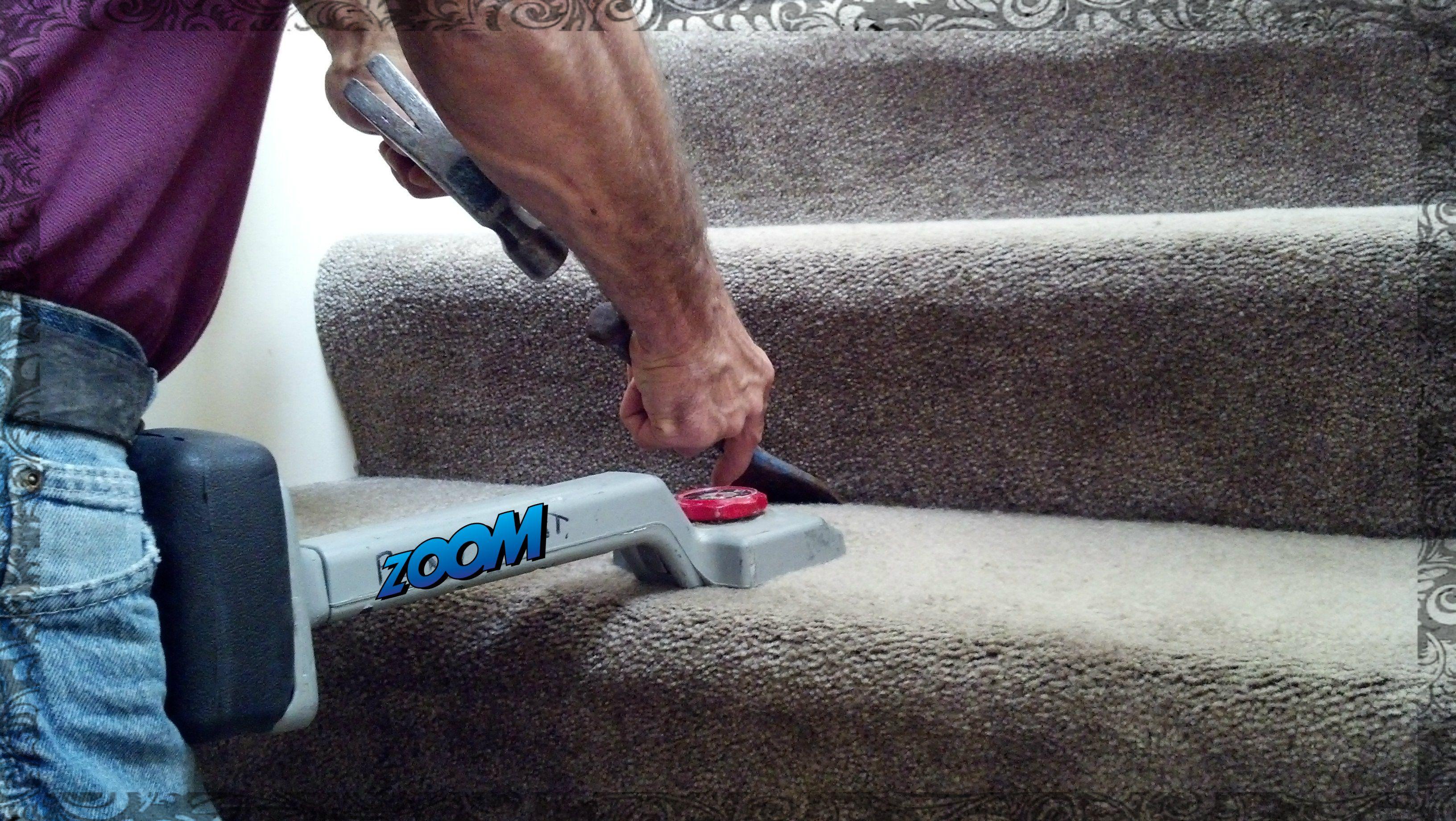 When should you restretch your carpet carpet repair