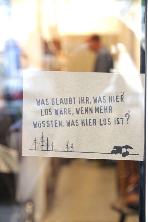 Trixis alias Frau Sieben zeigt uns heute im Hamburger ...
