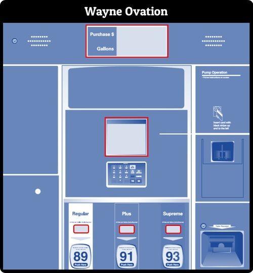 Wayne Ovation: Each Wayne Ovation Kit Includes: (2) Sales