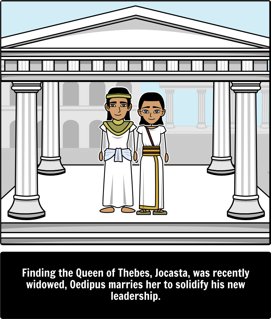 a literary analysis of the greek tragedy oedipus the king by sophocles Struggling with sophocles's oedipus the king check out our thorough summary and analysis of this literary masterpiece.