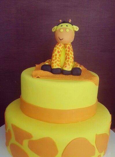Torta Jirafa