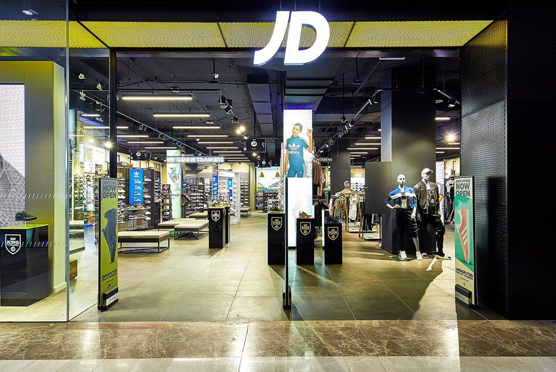 A Look Inside The New JD Sports Parramatta Store Sneaker