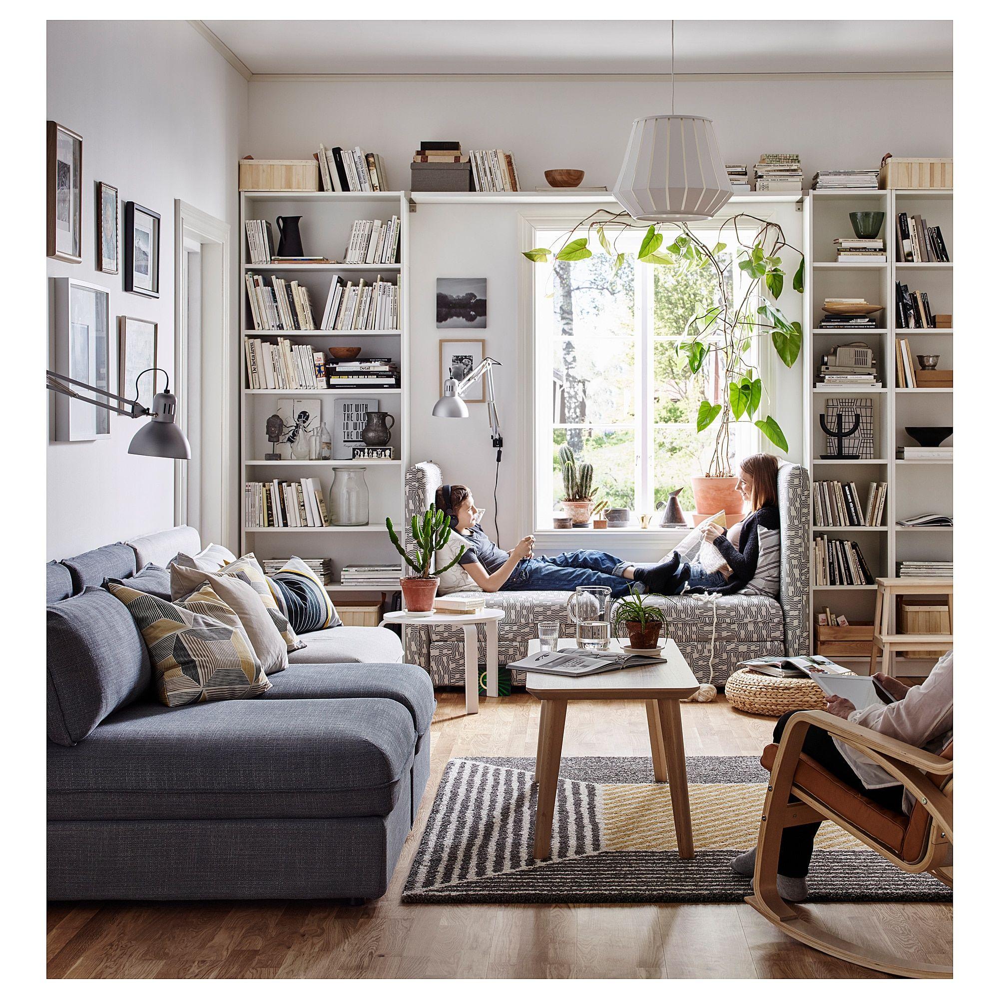 BILLY Bookcase, white, 80x28x237 cm IKEA in 2020 Ikea
