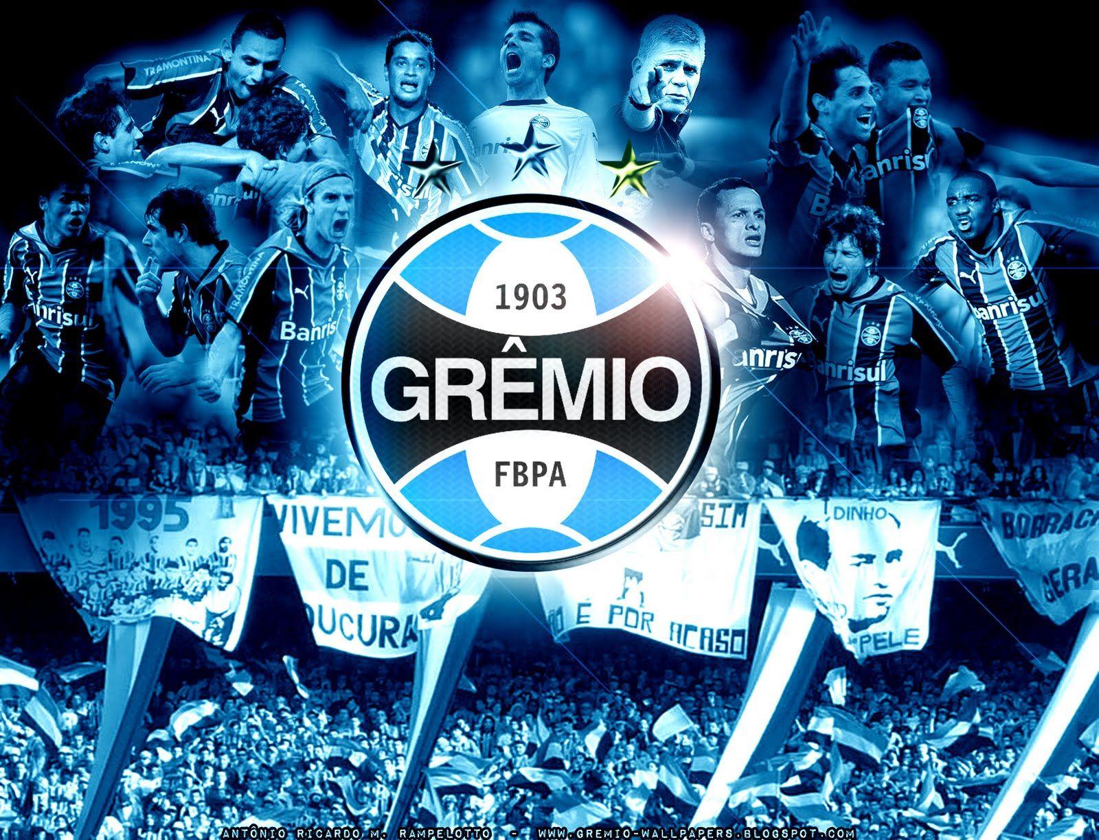 Papeis de Paredes e Wallpapers do Grêmio  20423aec72f10