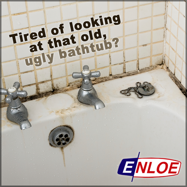 Tired of looking at that old bathtub with old, mildewed tiles that is impossible to get clean? Been wanting to remodel your bathroom but didn't want to spend a ton of money, or have to deal with weeks of messy remodeling? Well, we have just the solution for you. With our amazing Bath Wraps, we can remodel your bathroom in just ONE DAY!!! and it will cost you only a fraction of the cost. Interested? Then give us a call at 800-835-4464! #BathWrapsAugusta #BathWrapsCSRA #BathWrapsNorthAugusta
