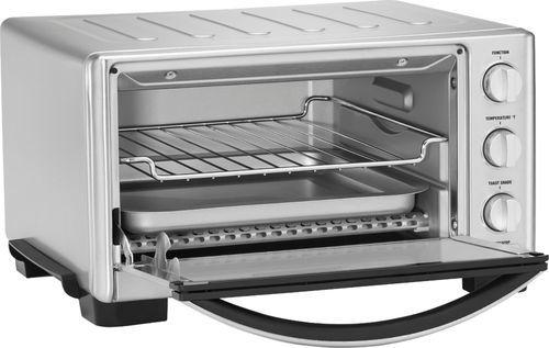 Cuisinart 6 Slice Toaster Oven Stainless Steel Stainless Steel Oven Best Convection Toaster Oven 6 Slice Toaster