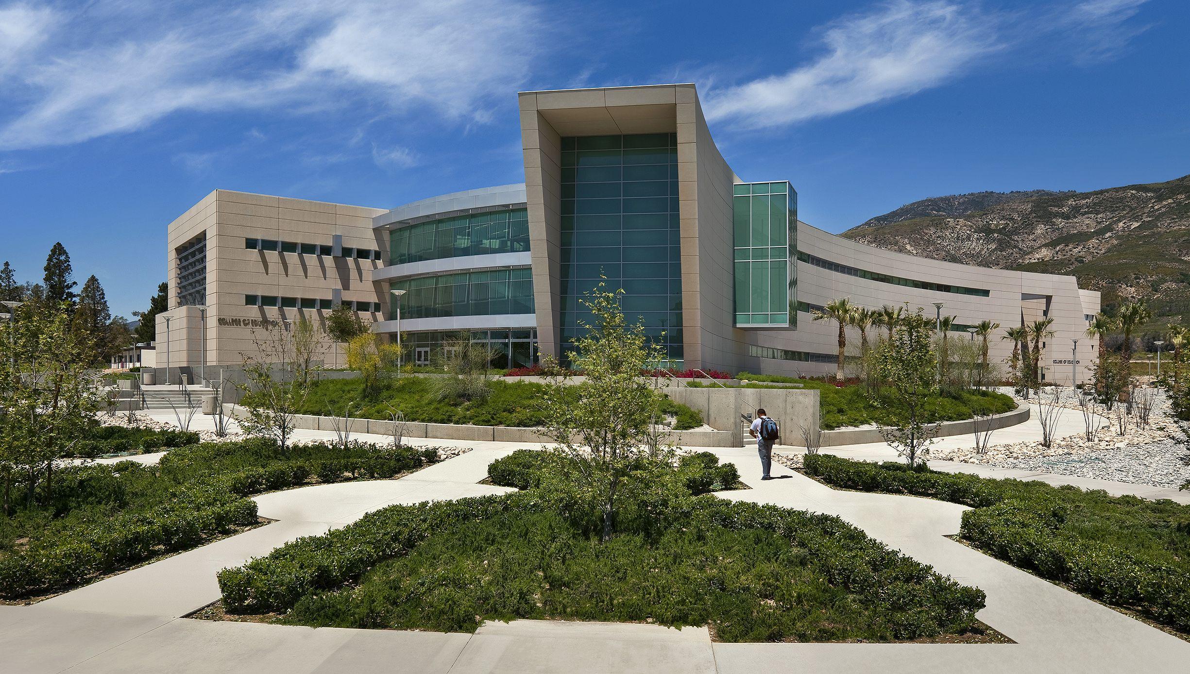Csu San Bernardino College Of Education Lpa Inc California State University San Bernardino San Bernardino Education