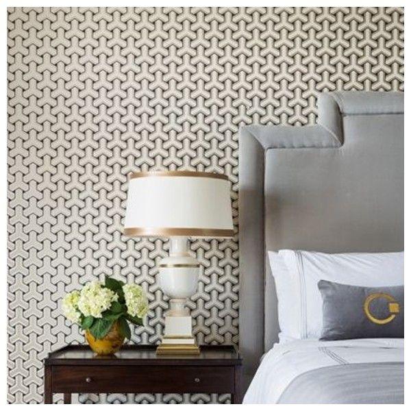 Papier peint Trifid Pinterest Bedroom wardrobe, Taupe and Bedrooms