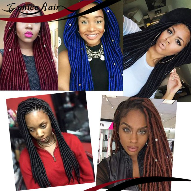 Find More Hair Weaves Information About Dreadlock Extensions Long