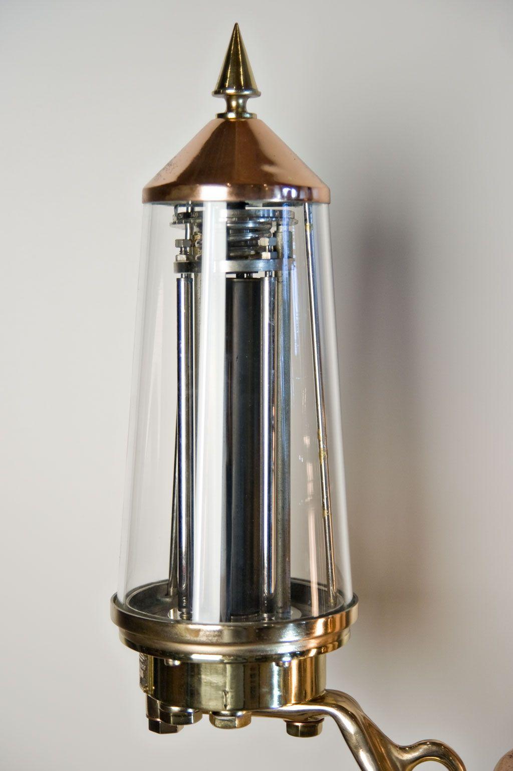 Service Gas Buoy Light