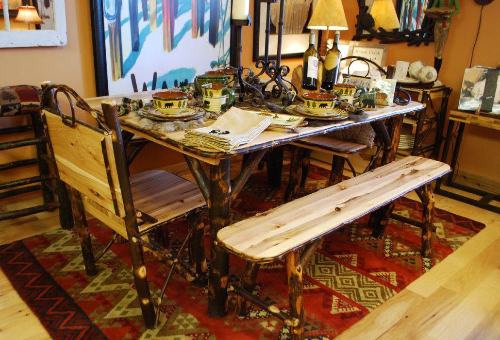Rustic Lodge Furniture | Kitchens | Lodge furniture