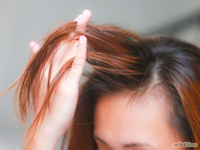 Aceite de ricino cabello alopecia