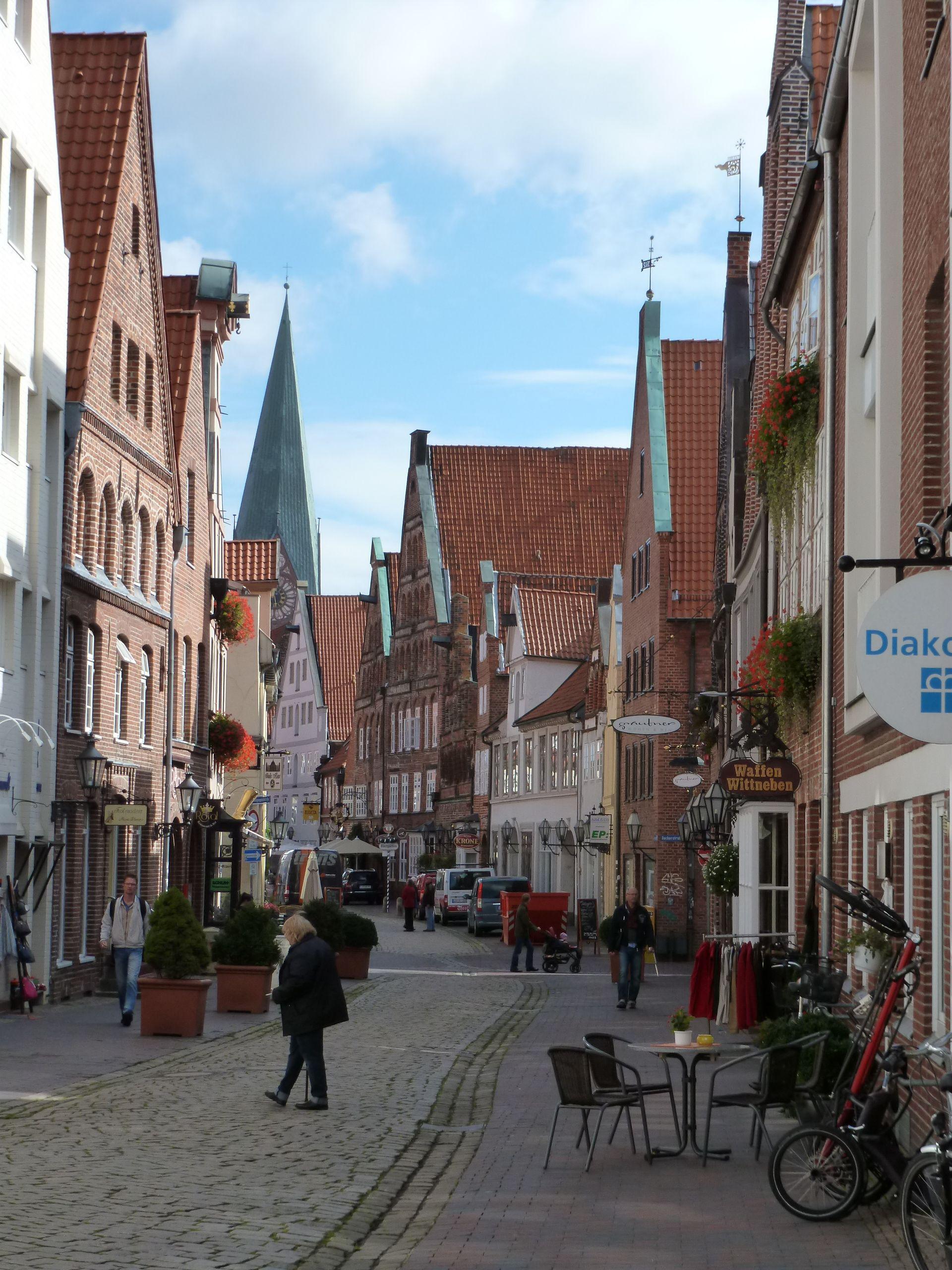 Luneburg Weltreise Luneburger Heide Reisen