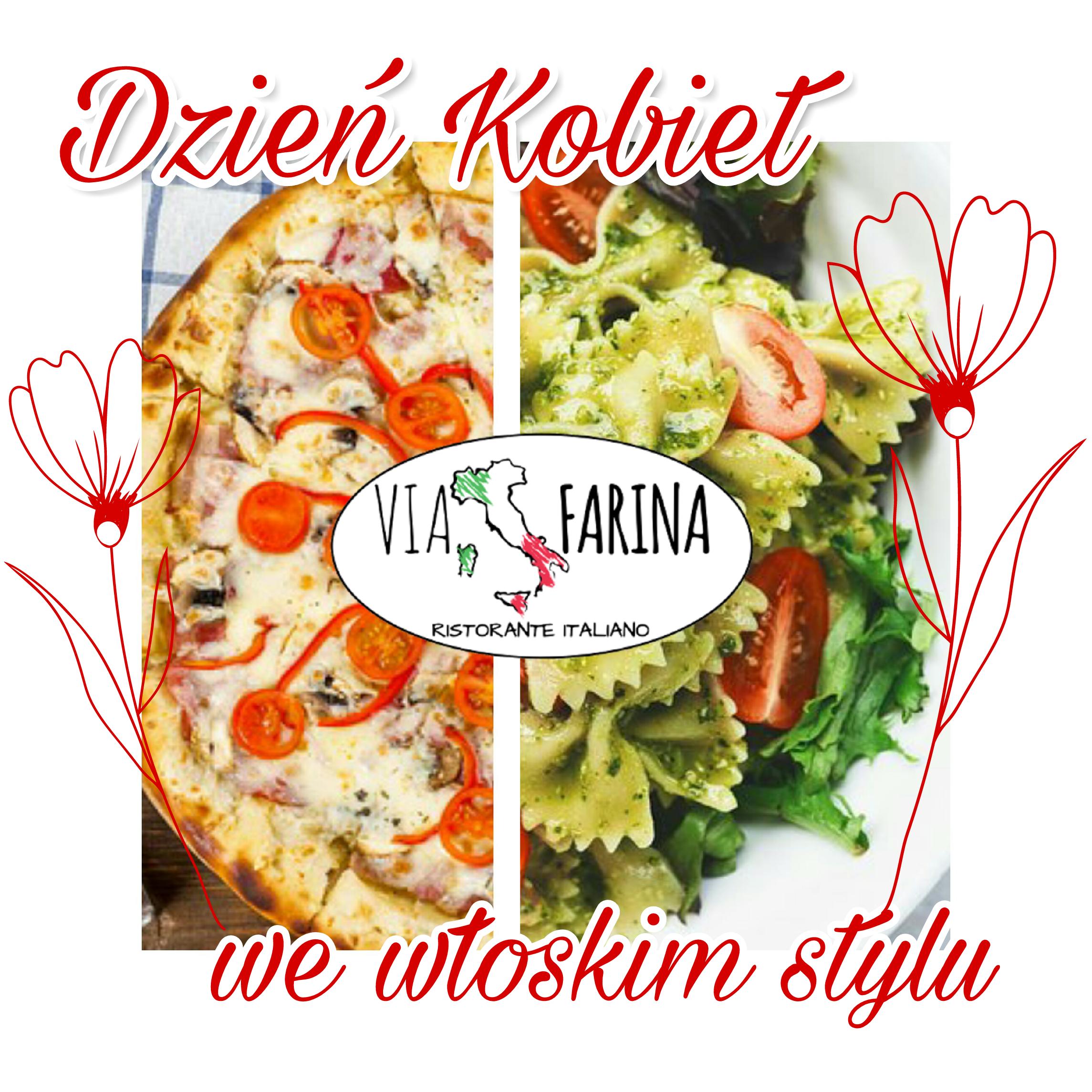 Z Okazji Dnia Kobiet W Ten Wyjatkowy Dzien Wszystkim Pania Zyczymy Aby Znalazl Sie Ktos Kto Zaparzy Wam Filizanke Dobrej Food Vegetable Pizza Vegetables