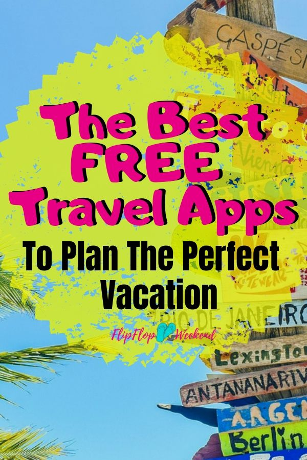 The Top Travel Apps You Really Want On Your Smartphone