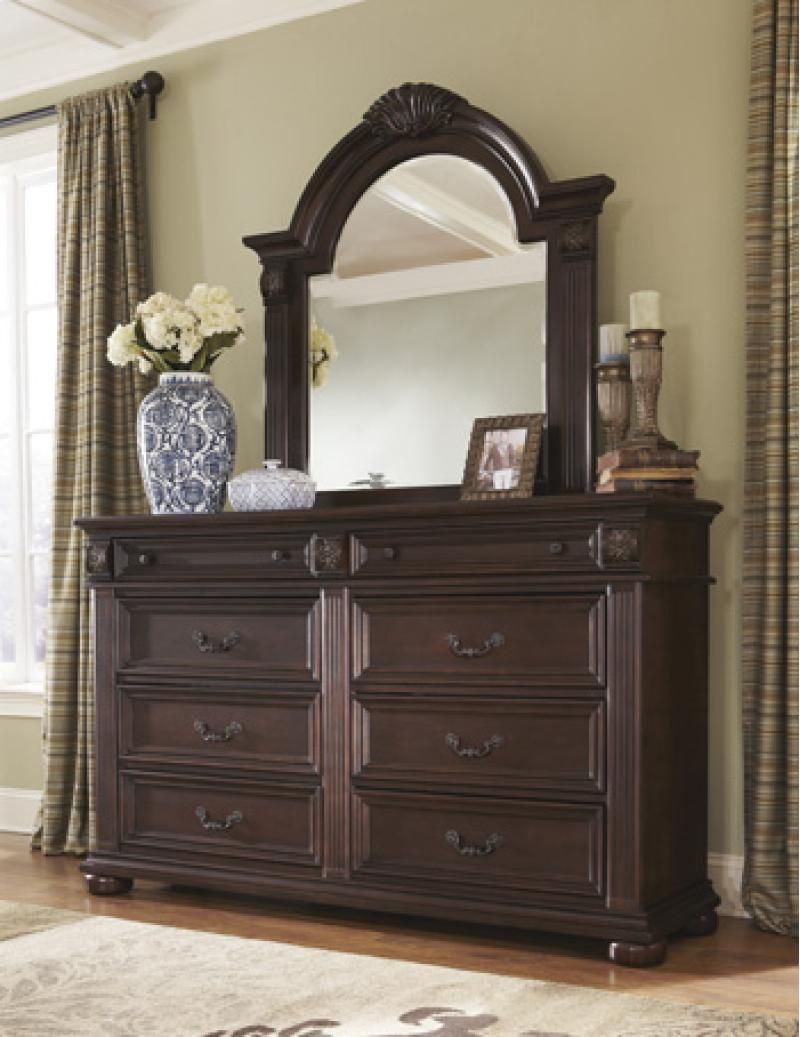 b68631 in by ashley furniture in wichita ks dresser master