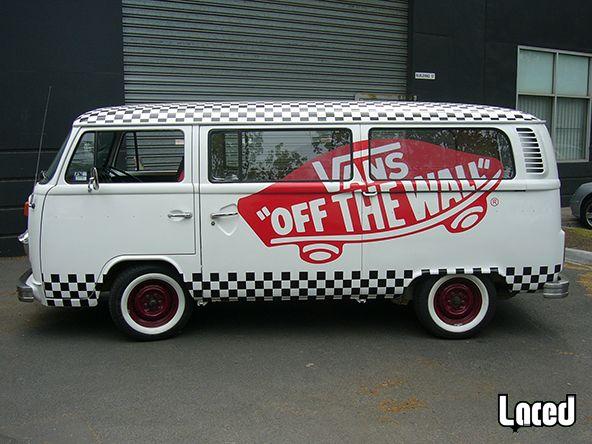 bd4be2611c Vans Off The Walls Kombi Bus