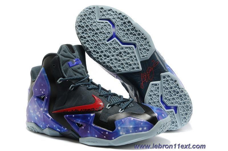 Cheap Glow in the Dark Mens Basketball Shoes Nike Air Max LeBron James 11  P.S Elite