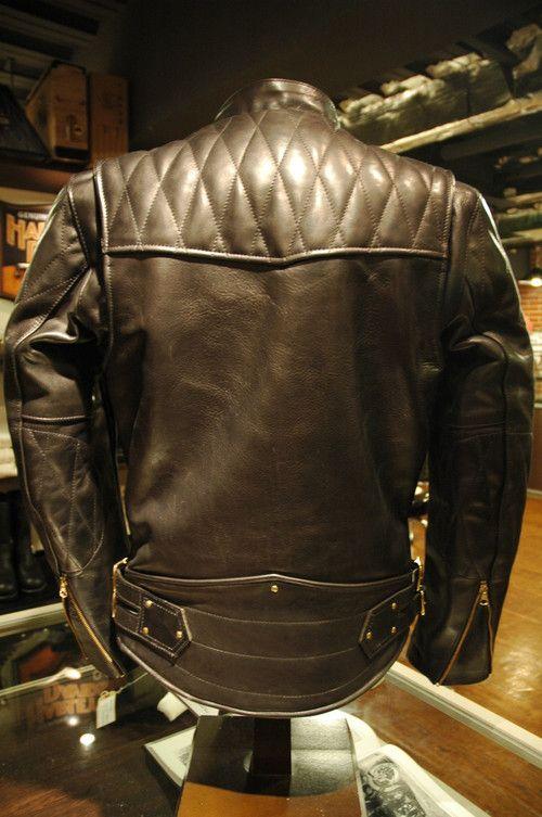 Vanson chopper jacket | Leder motorrad jacken, Motorrad