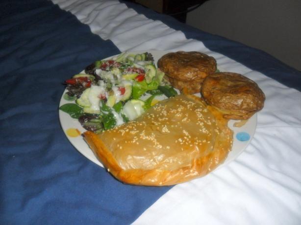 Tuna Pie Recipe